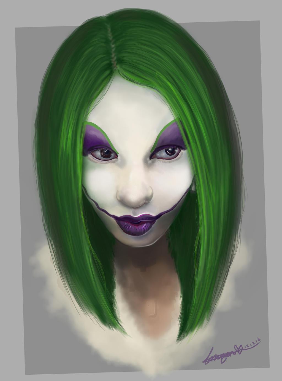 Miss-Direction Joker