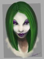 Miss-Direction Joker by missimoinsane