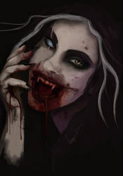 She's A Vamp
