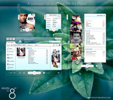 Windows Media Player for 8