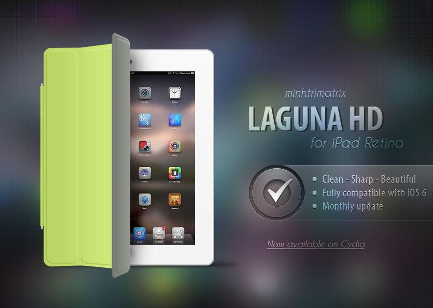 Laguna HD for iPad