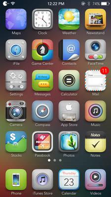 Laguna HD 3 for iOS 7