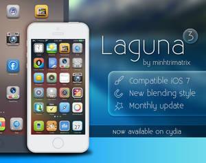 [Released] Laguna 3 for iOS 7