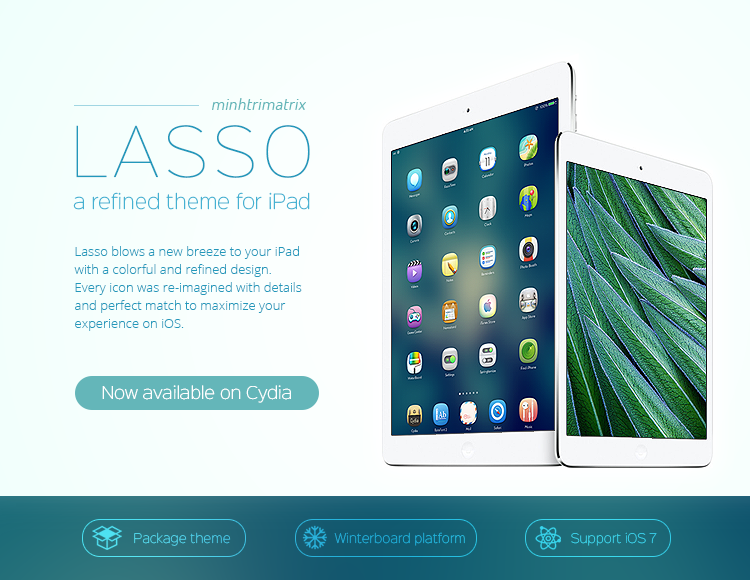 Lasso for iPad by minhtrimatrix
