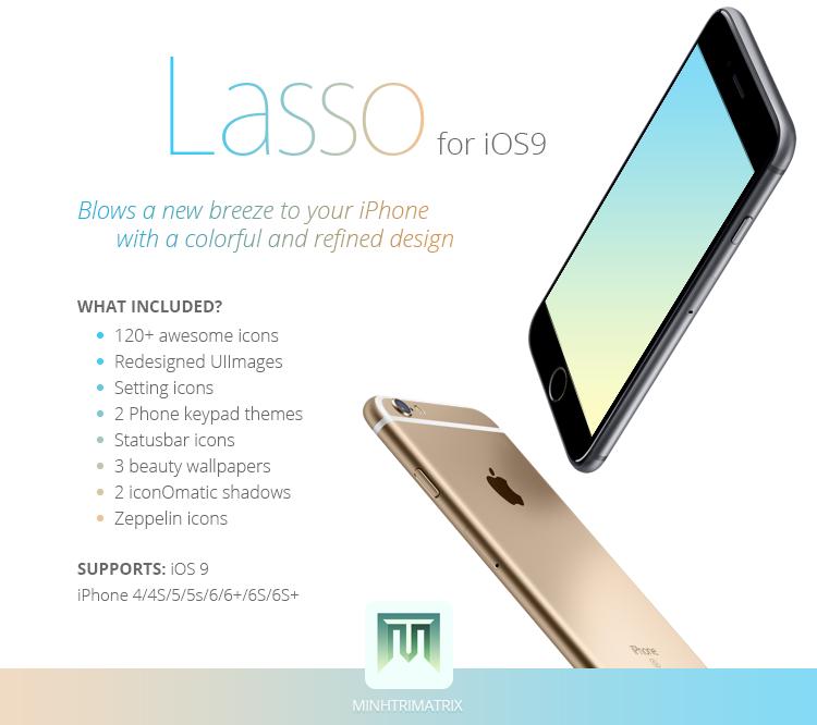 Lasso for iOS9 by minhtrimatrix