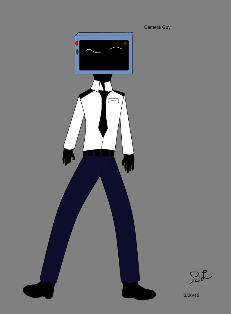 Fnaf oc camera guy by psychoscoutandmedic on deviantart