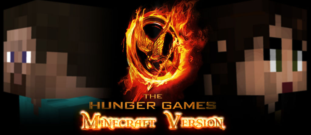 Minecraft Hunger Games Banner By Dante231 On Deviantart