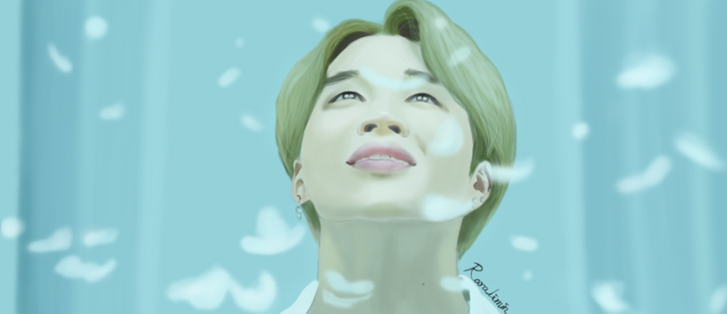 Jimin, #2 LIE [Fanart] By RaraLiMin On DeviantArt