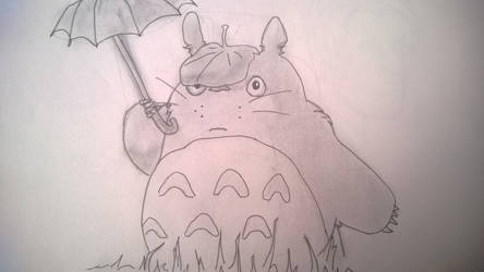 Totoro by Gizmo250