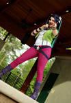 Aria Blaze- Sarahndipity Cosplay!