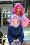 Maud and Pinkie Pie! 5