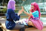 Maud and Pinkie Pie! 6