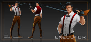 |OPEN|ADOPTABLE - EXECUTOR #5 by IFEARR