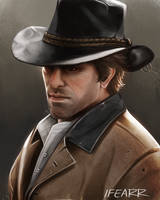 Arthur Morgan by IFEARR