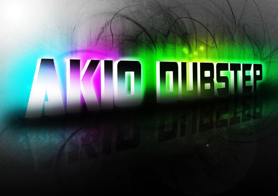 Akio Dubstep album cover by Gradezign on DeviantArt