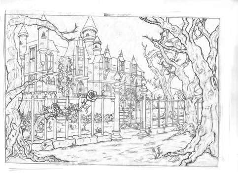 fairy tale layout