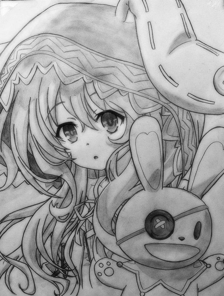 Yoshino (Date A Live) by FluffyBunny710