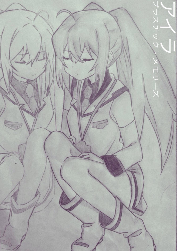 Isla - Plastic Memories fixed ver, by FluffyBunny710