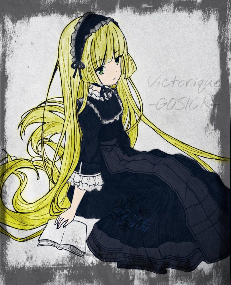 GOSICK - Victorique by FluffyBunny710