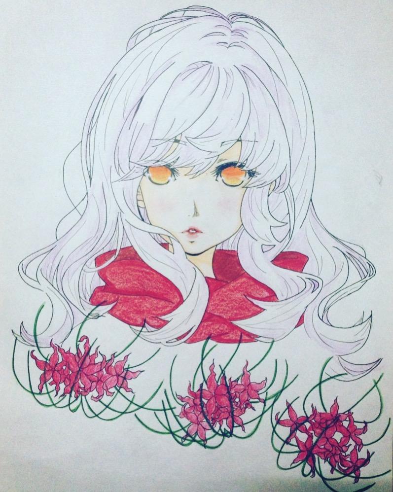 My OC by FluffyBunny710