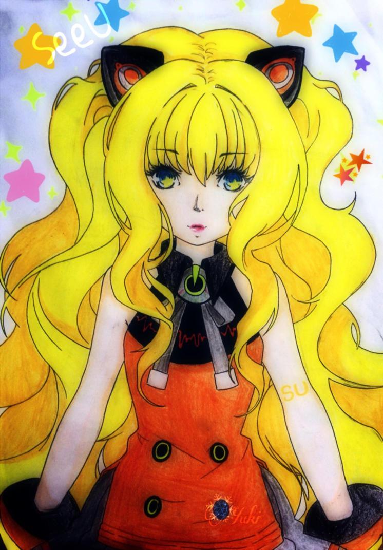 SeeU - Doll Style by FluffyBunny710