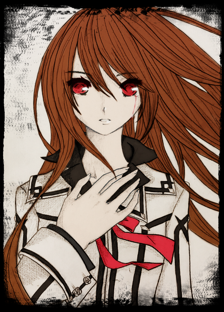 Vampire Knight - Yuuki Kuran by FluffyBunny710