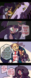 Comic test #2 by Verminohz