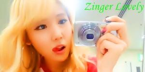 Zinger lovely by xHadex