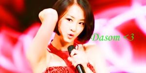 I heart Dasom by xHadex