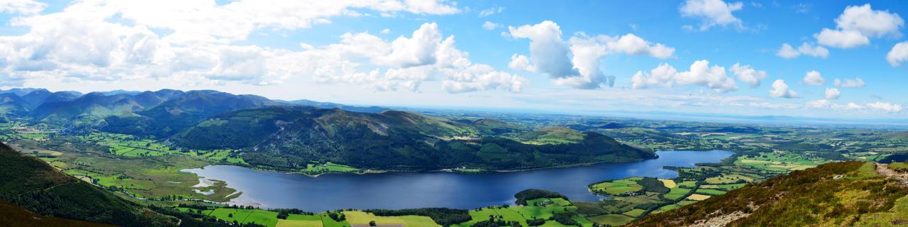 Bassenthwaite lake by DegsyJonesPhoto