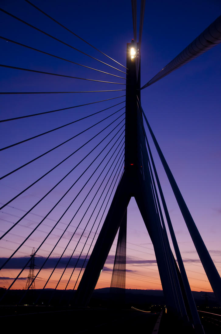 Flynt bridge by DegsyJonesPhoto