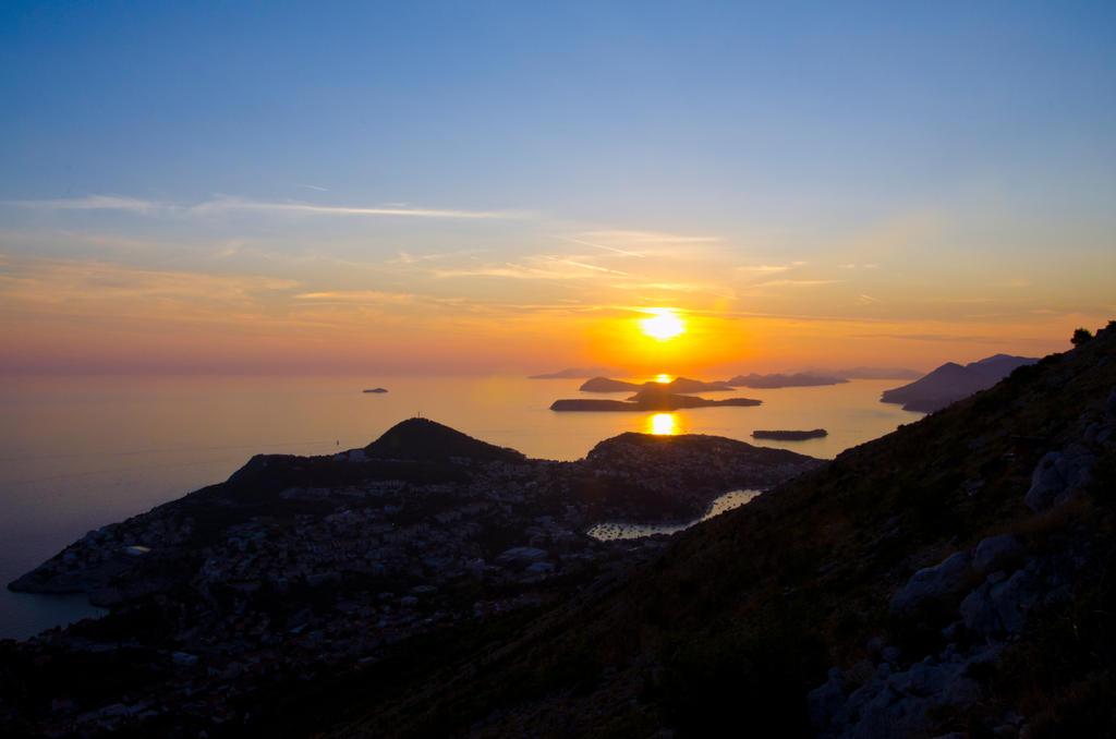 Dubrovnik sunset by DegsyJonesPhoto