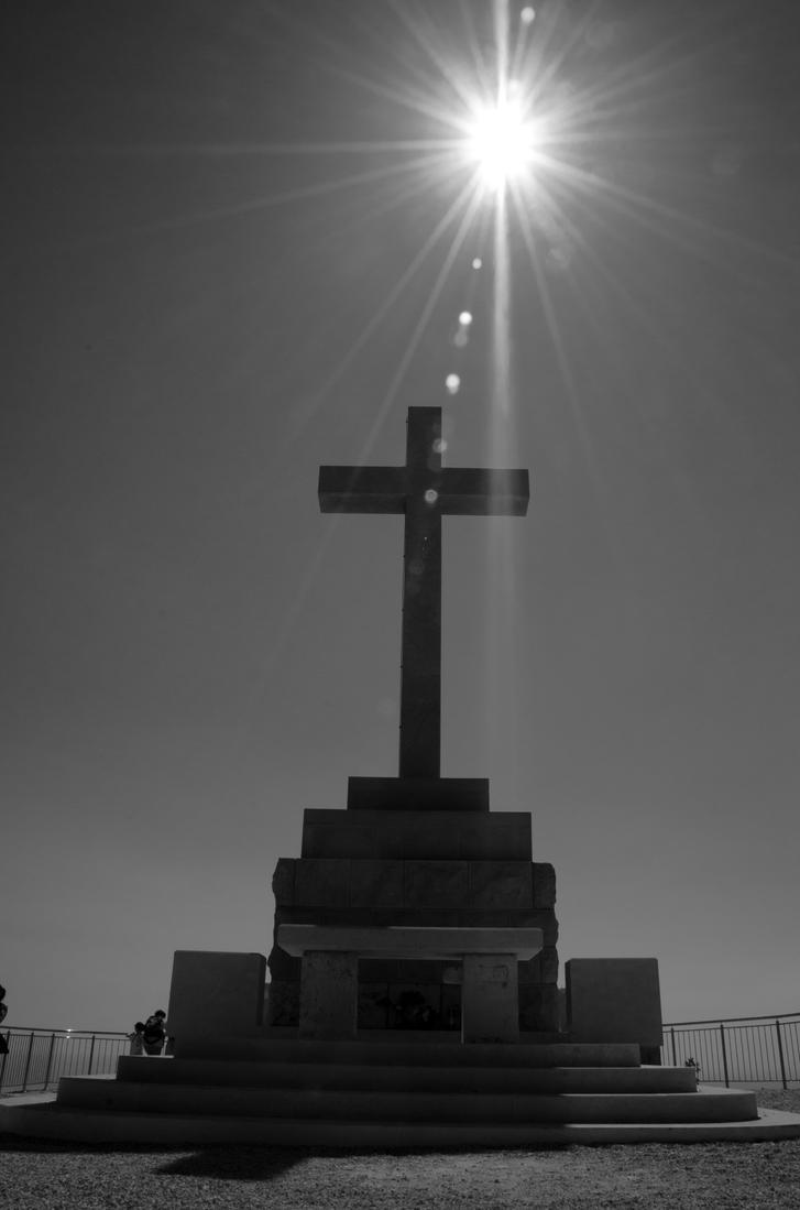 Cross and Star by DegsyJonesPhoto