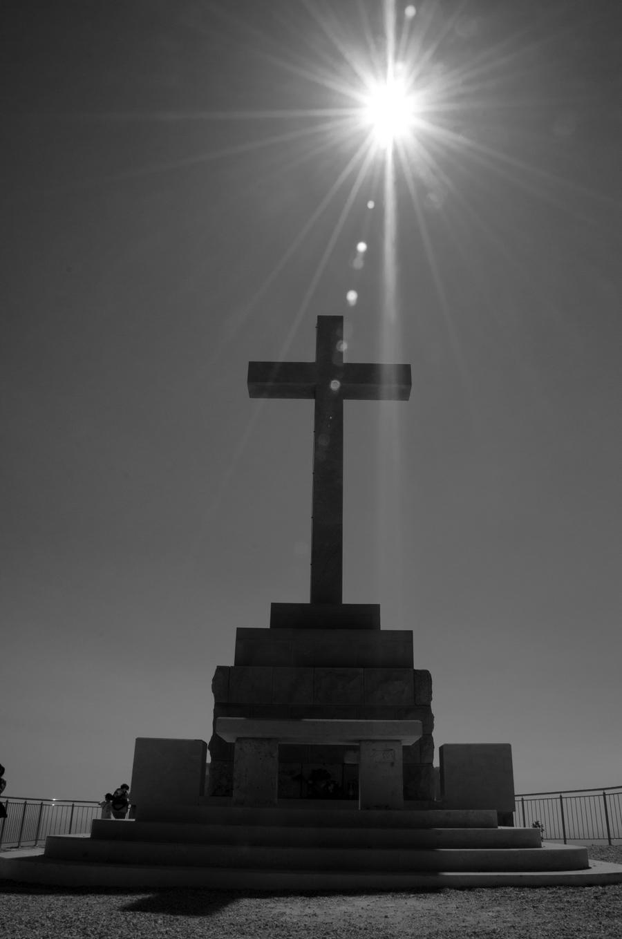 Cross and Star by DegsyJonesPhoto