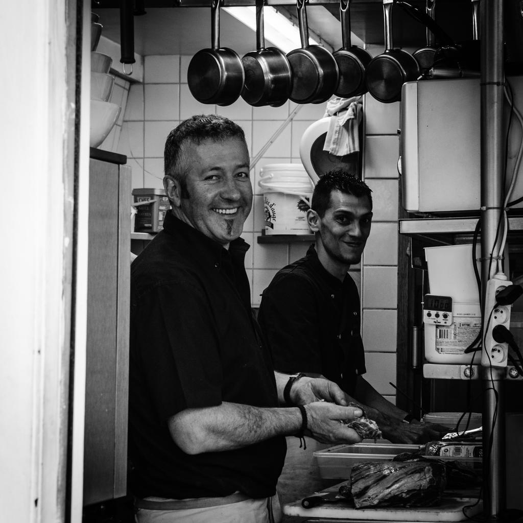 in the kitchen by DegsyJonesPhoto