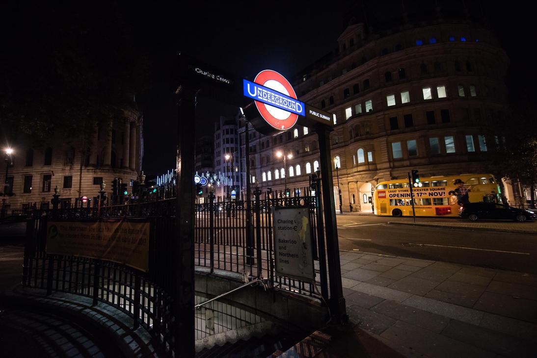 Underground by DegsyJonesPhoto