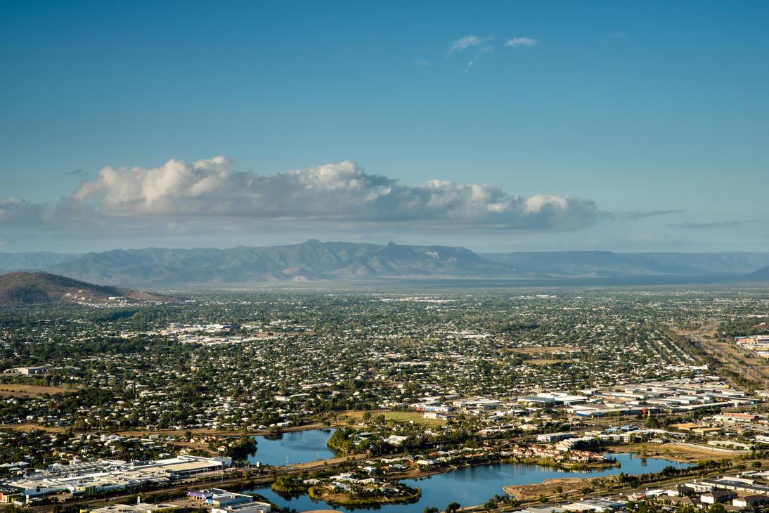 Townsville by DegsyJonesPhoto