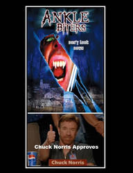 Ankle Biters Meme (Chuck Norris Approves) by NoRegionNitram