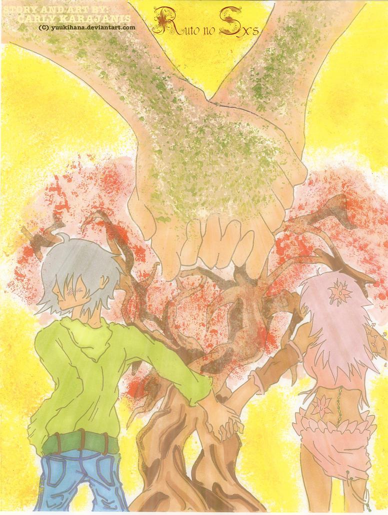 Official Ruto no Sxs original manga cover by yuukihana