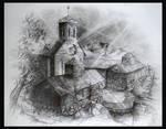 Monastery by Ka-Ma-Ri