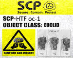 (regalo) SCP-HTF oc-1 friky by Art-Pz