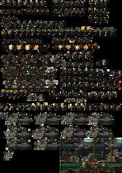 (Sprites)  unknown soldiers (beta) by Art-Pz