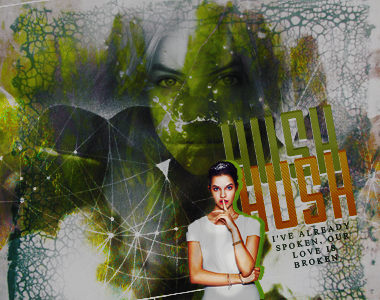 Hush hush Chapter by Maybeyou12