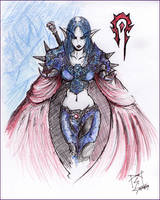 Death Knight - Malax by NeoKamikaze