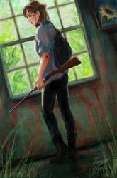 Shadow of Death by lyonu