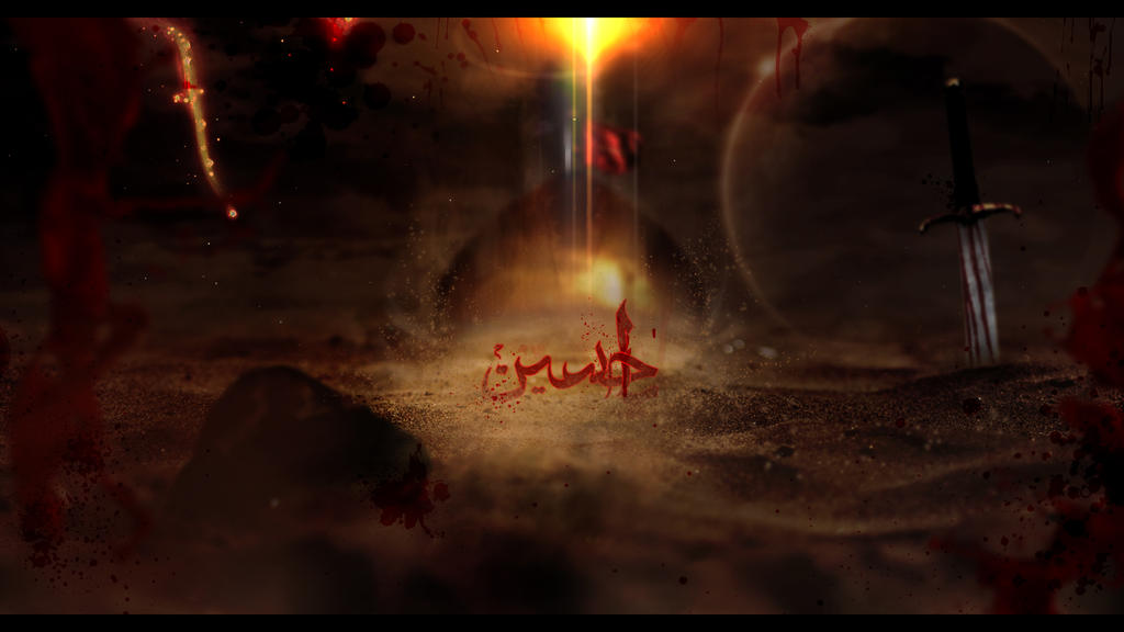 Non Muslim Perspective On The Revolution Of Imam Hussain: 4K Resolution By DEA-pride On