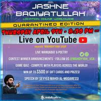 Live Jashn this Thursday