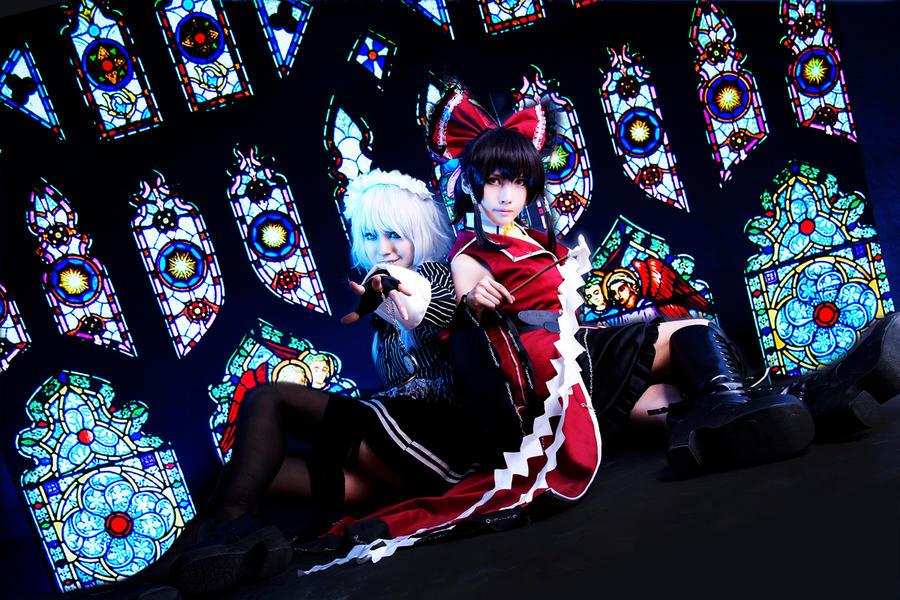 Komajo Densetsu ScarletSymphony by loonglenn