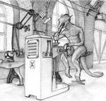 Reptillian workshop