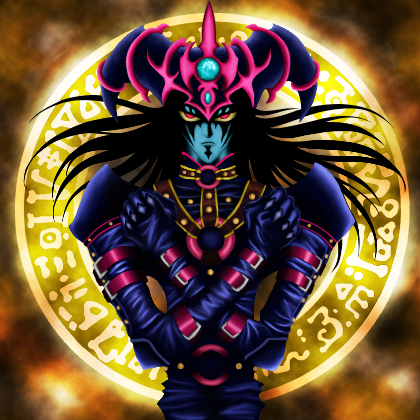 The Magician of Black Chaos by Lewnartic on DeviantArt  The Magician of...